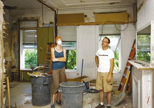 sanierung renovierung giftstoffe greenhome. Black Bedroom Furniture Sets. Home Design Ideas